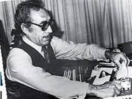 El periodista Manuel Buendía