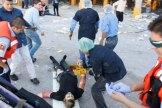 Ciudad Juárez: Explosión en maquiladora de dulces deja 4 muertos. Foto: Ricardo Ruíz