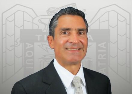 Arturo Hachadur Kaloyán Aguirre, director del Instituto Municipal del Deporte de Tijuana. Foto: Especial