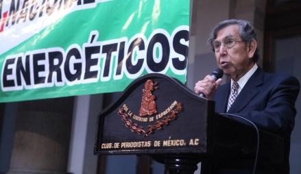 El excandidato presidencial, Cuauhtémoc Cárdenas. Foto: Benjamin Flores