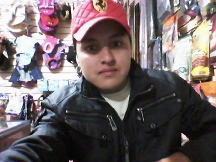 Óscar en una imagen de su perfil de Facebook.