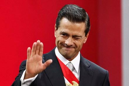 El presidente Enrique Peña Nieto. Foto: Germán Canseco