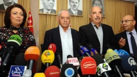Cuarteto para el Diálogo en Túnez. Foto: AP
