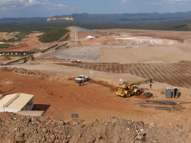 Conflicto minero en Durango