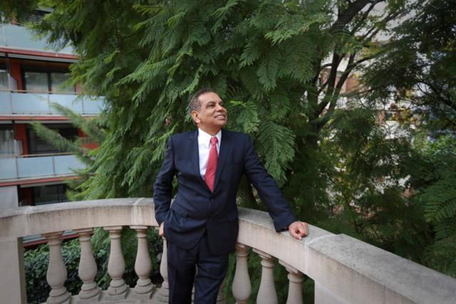 El exgobernador de Veracruz, Fidel Herrera. Foto: Danny Caminal / El Periódico