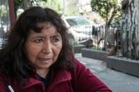Luz María Aguilar Térres, antropóloga, activista preparatoriana del 68 y guerrillera en los años 70. Foto: César Martínez López / Cimac
