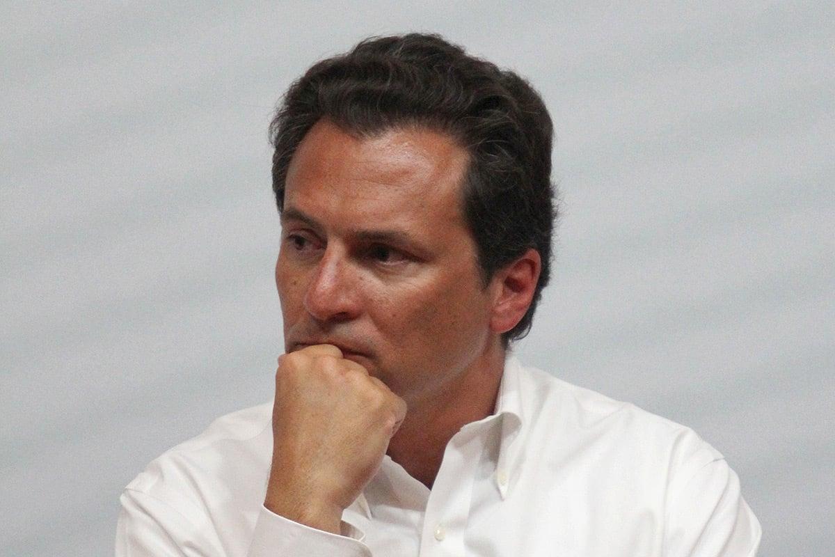 El director general de Pemex, Emilio Lozoya Austin. Foto: Víctor Hugo Rojas
