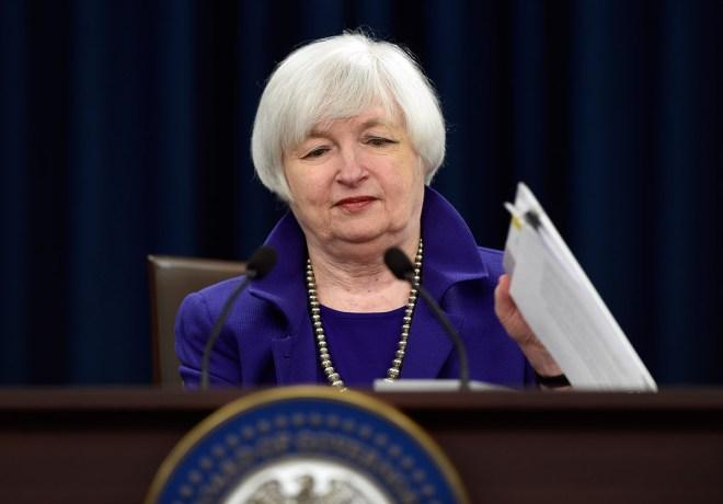 Janet Yellen, presidenta de la FED. Foto: AP / Susan Walsh