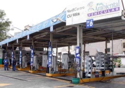 La obligatoria verificación vehicular