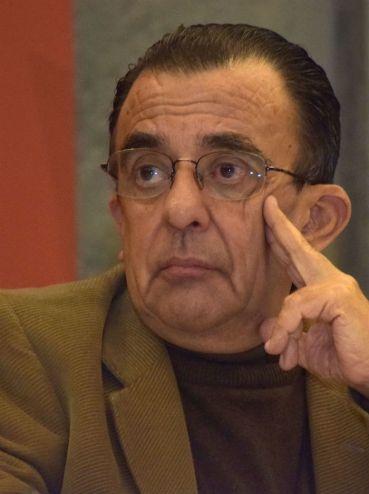 Rafael Rodríguez Castañeda, director de la revista Proceso. Foto: Rafael del Río