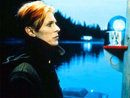 David Bowie, imagen tomada de su sitio web.