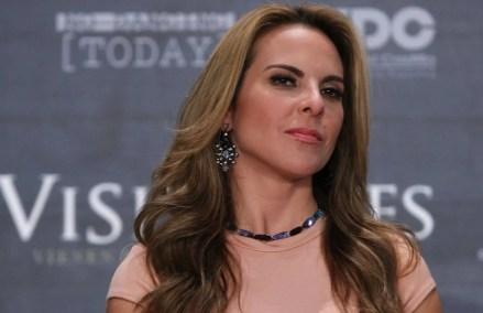 Kate del Castillo. Perseguida. Foto: Edgar Negrete / Clasos. com. mx