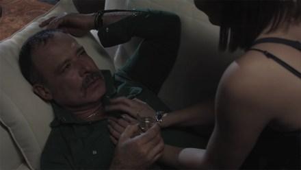 Fotograma del filme Chapo, el escape del siglo