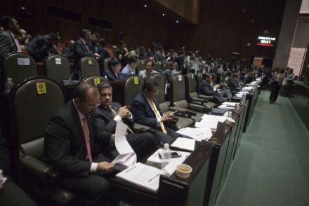 Sesión de la Comisión Permanente. Foto: Miguel Dimayuga