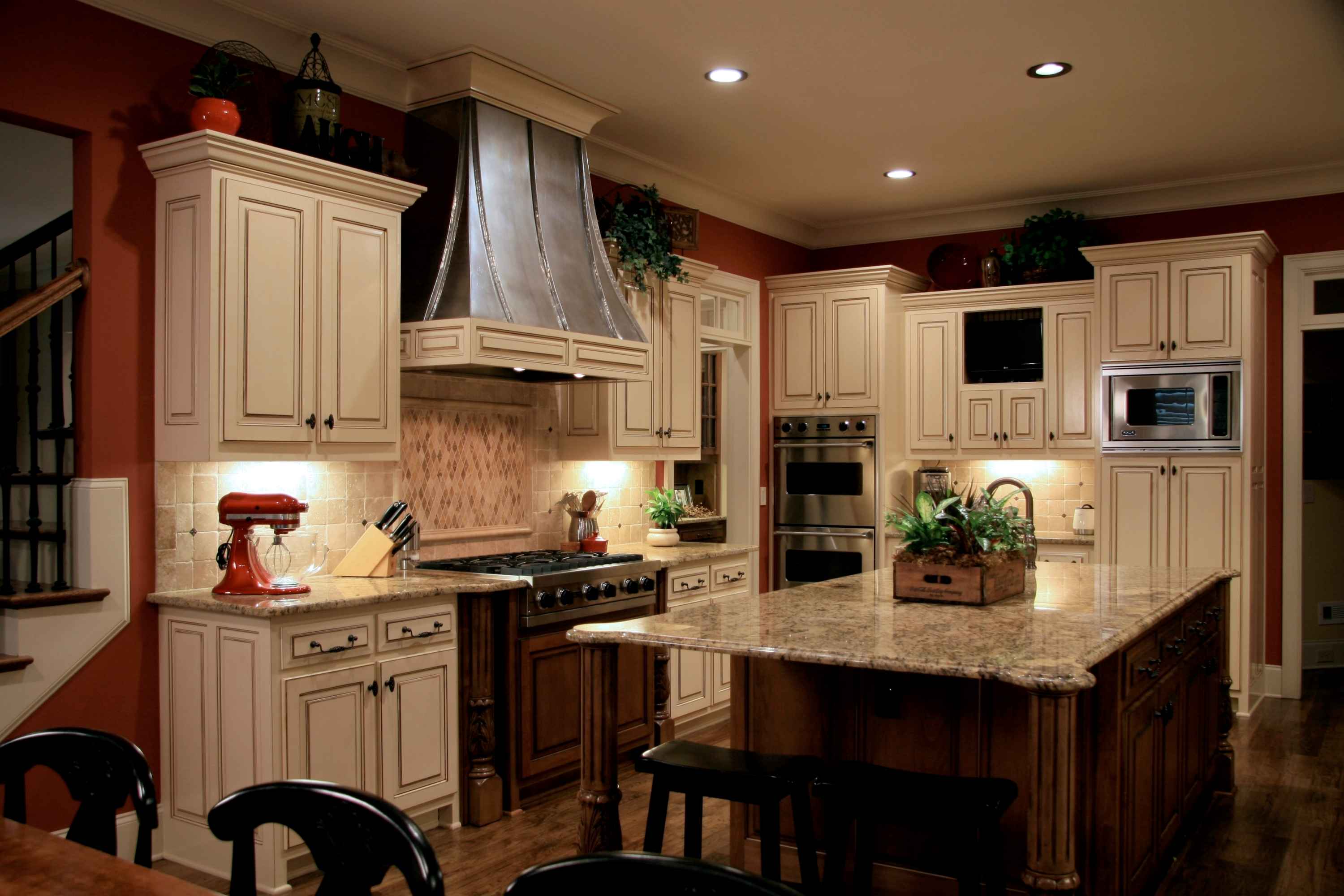 how to install recessed lighting in a kitchen recessed kitchen lighting Recessed lighting in a kitchen