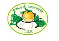 Pesca di Leonforte IGP- Logo