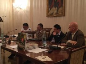 Presentation at the Foundation of Cassa di Rispamio di Jesi