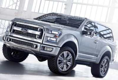 2016 Ford Bronco price and interior – Product Reviews Net