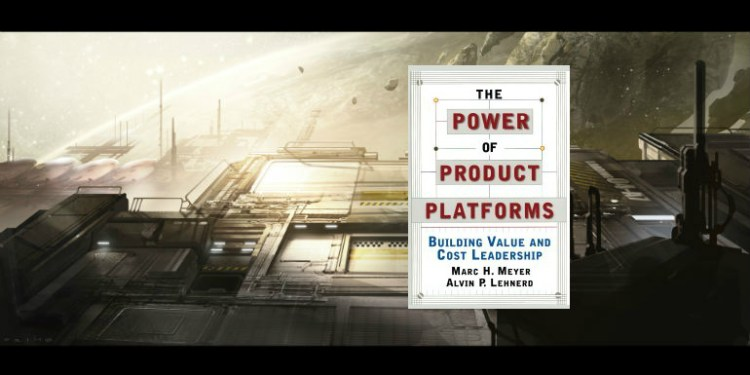 power of product platforms