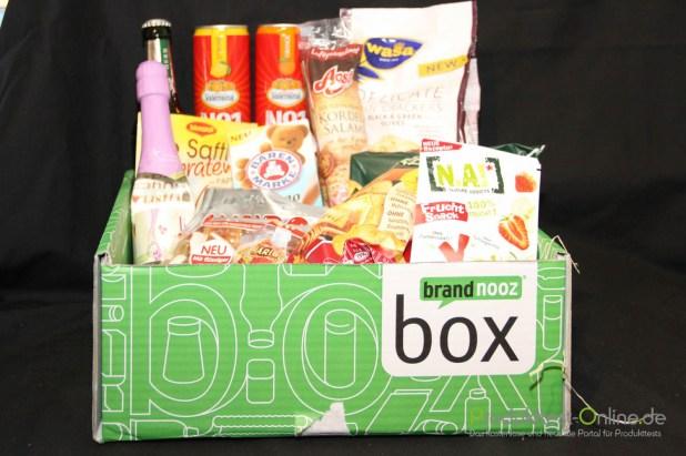 Brandnooz Box brandnooz box gewinnen