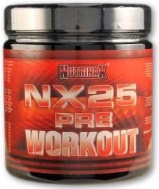 Pre Workout22 NX25 Pre Workout