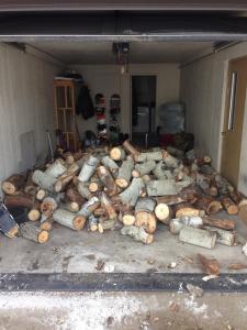 Colorado firewood