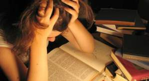 Cramming is not a good strategy, but you already knew that
