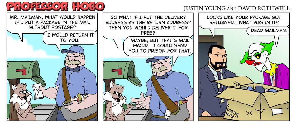 The Postman Always Delivers Twice