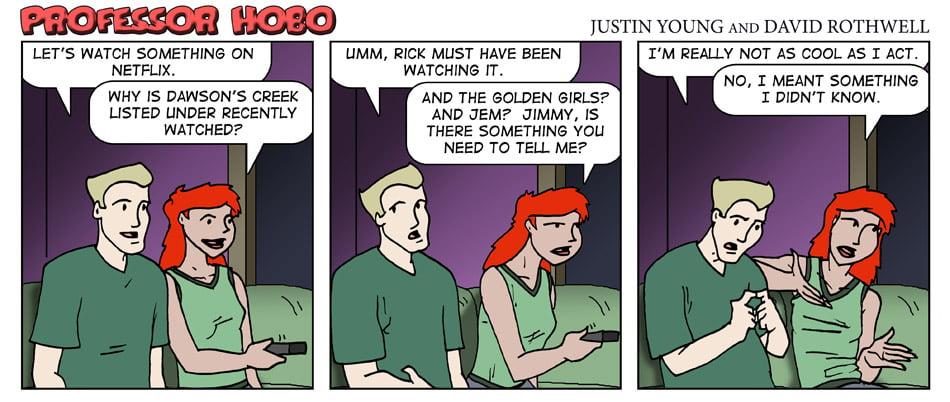 Perils of Netflix