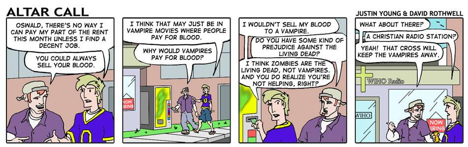 Vampires Killed the Radio Star