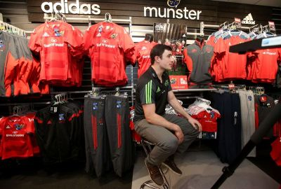 PROJECT: MEET THE MUNSTER RUGBY TEAM AT LIFE STYLE SPORTS ...