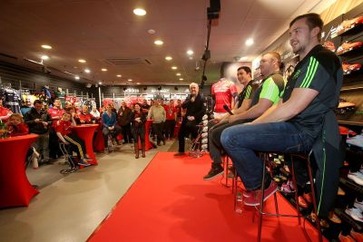 PROJECT: MEET THE MUNSTER RUGBY TEAM AT LIFE STYLE SPORTS ...