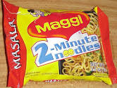 MAGGI-THE TWO MINUTE WONDER
