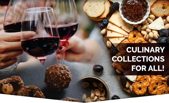 Culinary Collections For All
