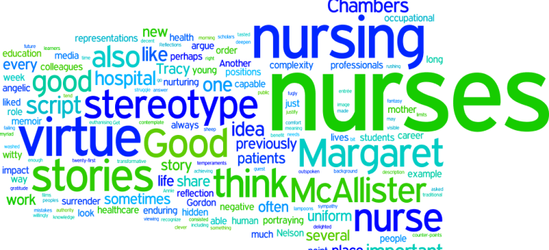 What a good nurse! Reflections on stories that stereotype and those that don't