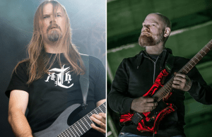 FREDRIK THORDENDAL to Skip Summer MESHUGGAH Shows; PER NILSSON Fills for Him
