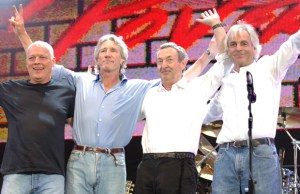 """On This Day: PINK FLOYD Reunited for """"Live 8"""" For One Last Time"""