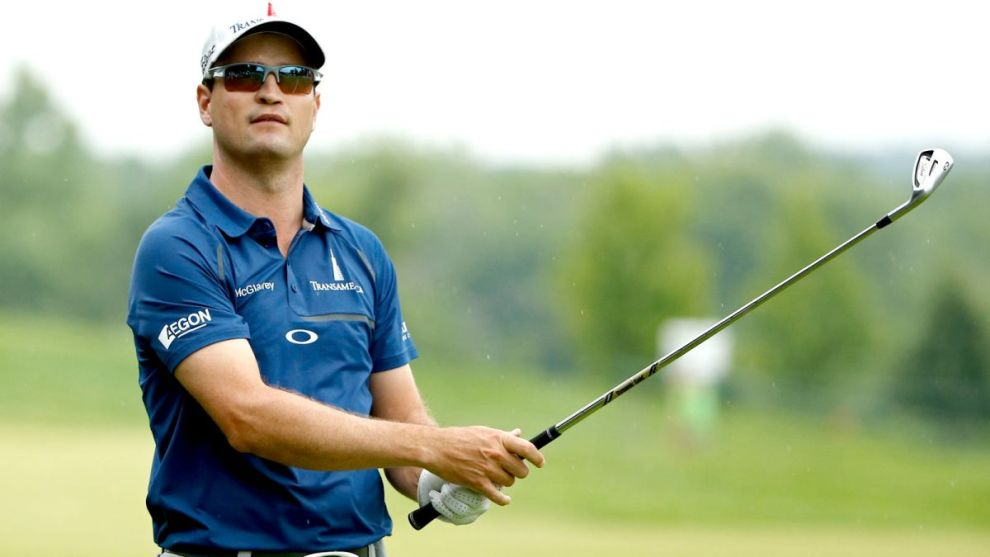 Zach Johnson made it into the Top 10 at a U.S. Open for the first time in his career. The two-time major winner also moved into the Top 5 in Ryder Cup points. Credit: FOX Sports