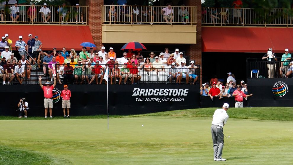 The start of the WGC-Bridgestone Invitational will launch on Thursday, June 29, 2016 with a 10AM Tee Time. Credit: Getty/Shamus