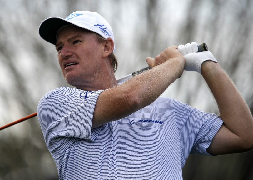 Ernie Els is in the hunt at Congressional, the course where he won the 1997 U.S. Open. Credit: Sportsnaut