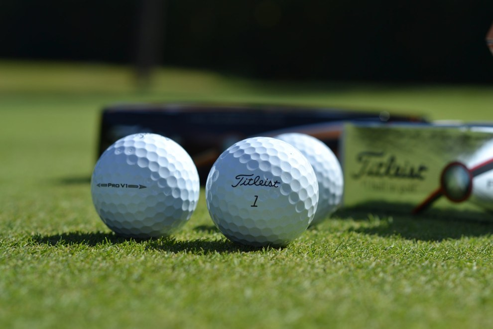 The parent company of Titleist, Acushnet, will be listed under the stock symbol GOLF. Credit: Titleist