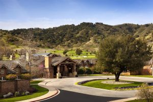 Rosewood is a luxury hotel on the Cordevalle property. Credit: Hotels.com