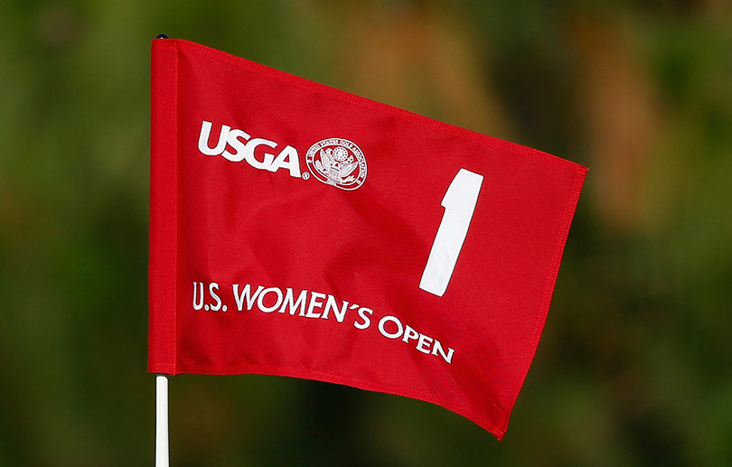The 71st U.S. Women's Open at CordeValle starts on Thursday.  Credit: Scott Halleran/Getty Images