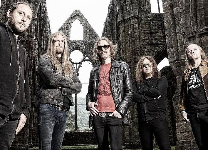 "OPETH DEBUT ""THE WILDE FLOWERS"""