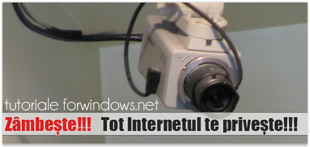 Confidențialitatea datelor pe Internet