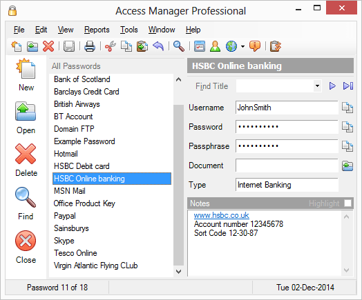 Access Manager 2.2.6.5