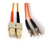 ST-SC Duplex MM patch cords