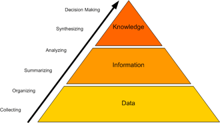 Figure 2: Process of Knowledge Management in Organisations {Source: Hislop, D. (2005) }