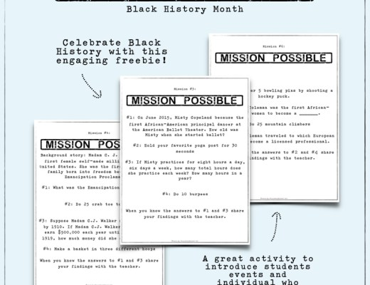 Mission Possible- Black History Month - Featured Photo.001