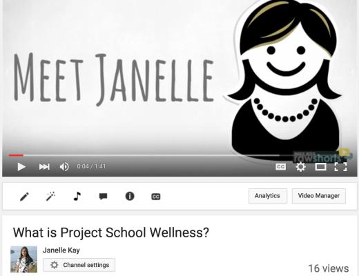 Project School Wellness Whiteboard Video, Raw Shorts Whiteboard Video
